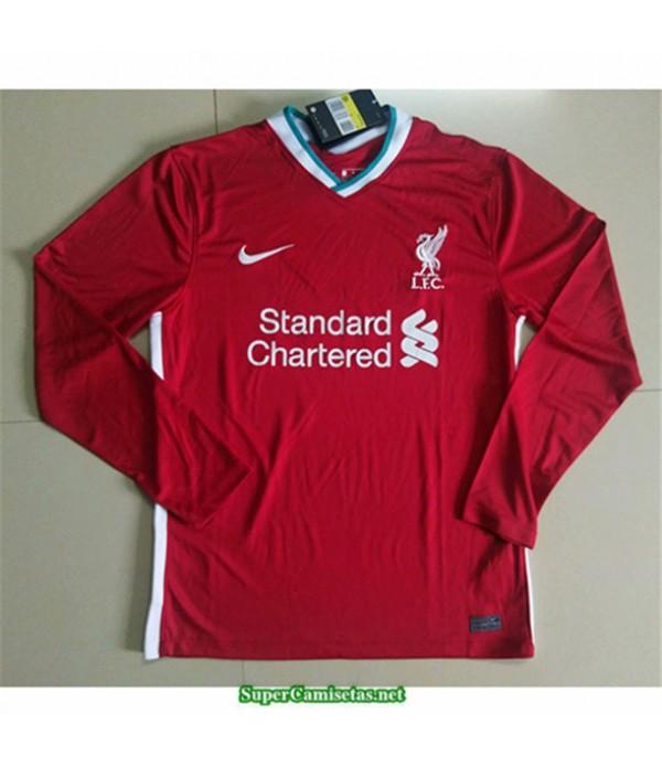 Tailandia Primera Equipacion Camiseta Liverpool Ma...