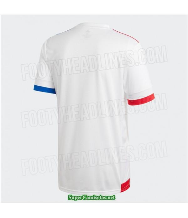 Tailandia Primera Equipacion Camiseta Lyon 2020/21