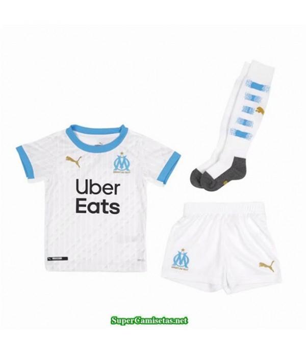 Tailandia Primera Equipacion Camiseta Marsella Niños 2020/21