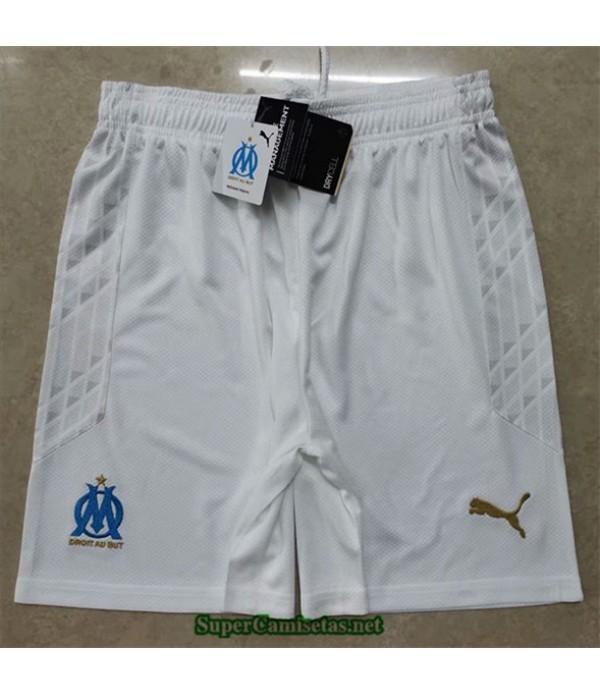 Tailandia Primera Equipacion Camiseta Marsella Pantalones 2020/21