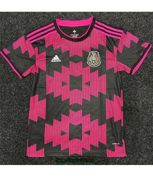 Tailandia Primera Equipacion Camiseta Mexico 2020/21