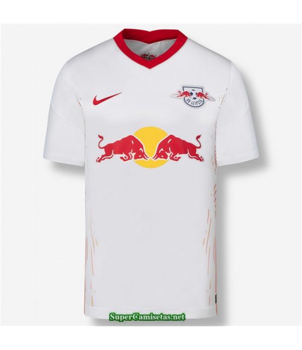 Tailandia Primera Equipacion Camiseta Rb Leipzig Blanco 2020/21