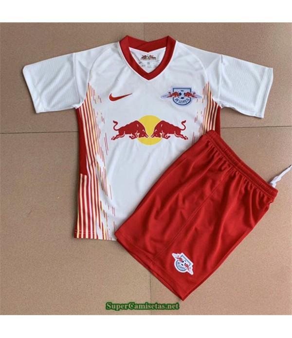 Tailandia Primera Equipacion Camiseta Rb Leipzig Niños 2020/21