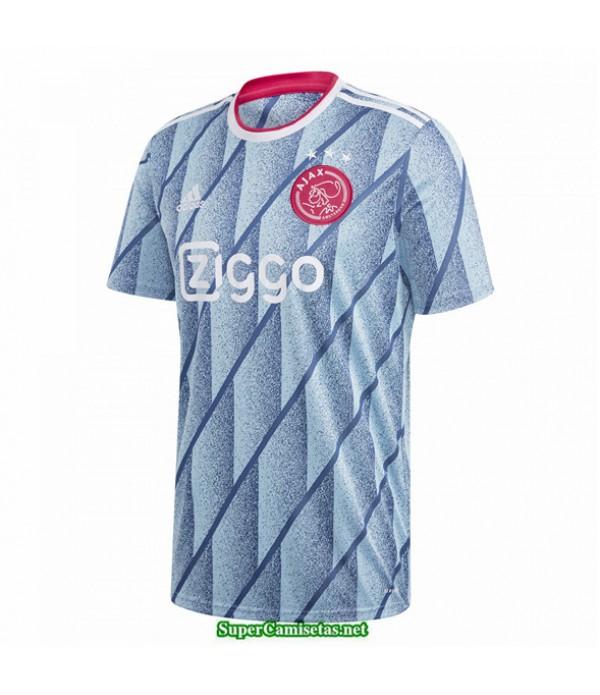 Tailandia Segunda Equipacion Camiseta Ajax 2020/21