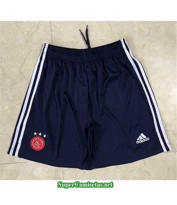 Tailandia Segunda Equipacion Camiseta Ajax Pantalones 2020/21