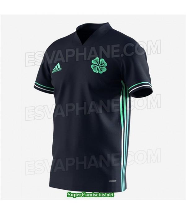 Tailandia Segunda Equipacion Camiseta Celtic Fc 2020/21