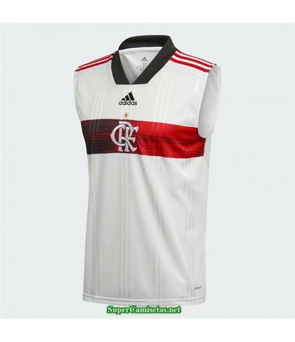 Tailandia Segunda Equipacion Camiseta Flamengo Vest 2020/21