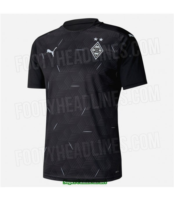 Tailandia Segunda Equipacion Camiseta Gladbach 2020/21