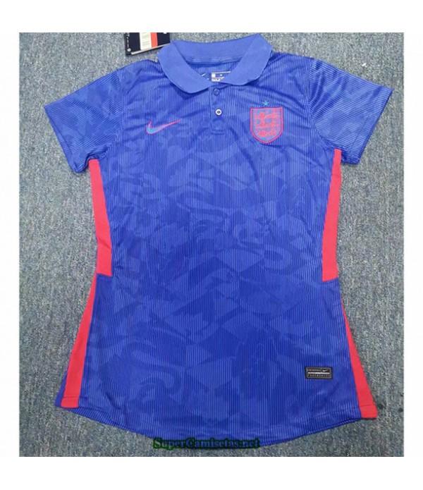 Tailandia Segunda Equipacion Camiseta Inglaterra Mujer 2020/21