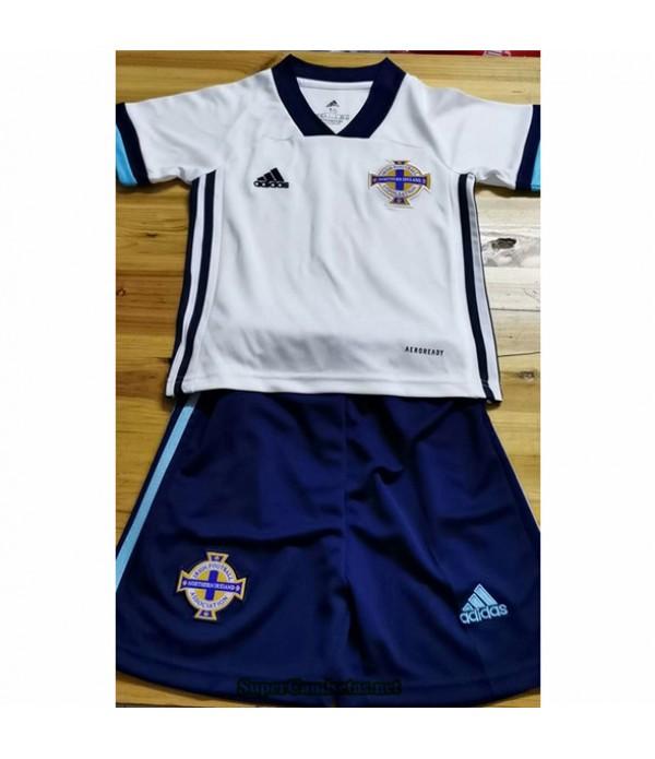 Tailandia Segunda Equipacion Camiseta Irlanda Del Norte Niños 2020/21