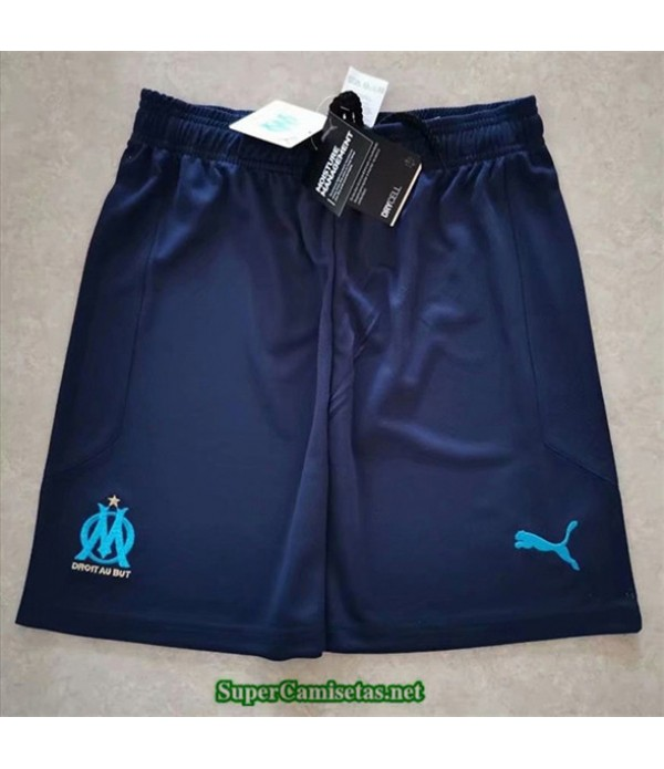 Tailandia Segunda Equipacion Camiseta Marsella Pantalones 2020/21
