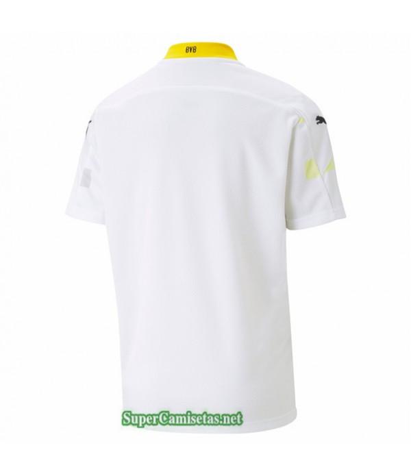 Tailandia Tercera Equipacion Camiseta Borussia Dortmund 2020/21
