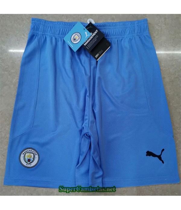 Tailandia Tercera Equipacion Camiseta Manchester City Pantalones 2020/21