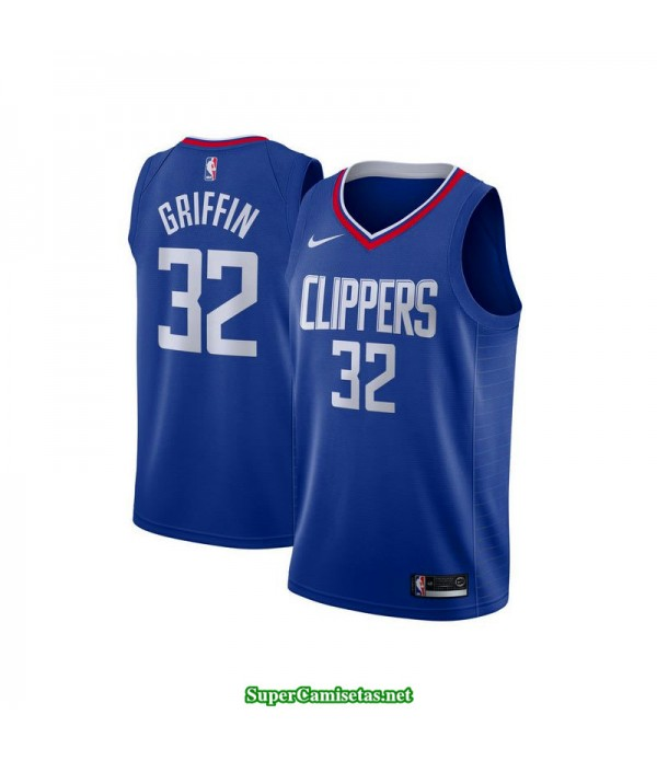 Camiseta Griffin 32 azul Angeles Clippers