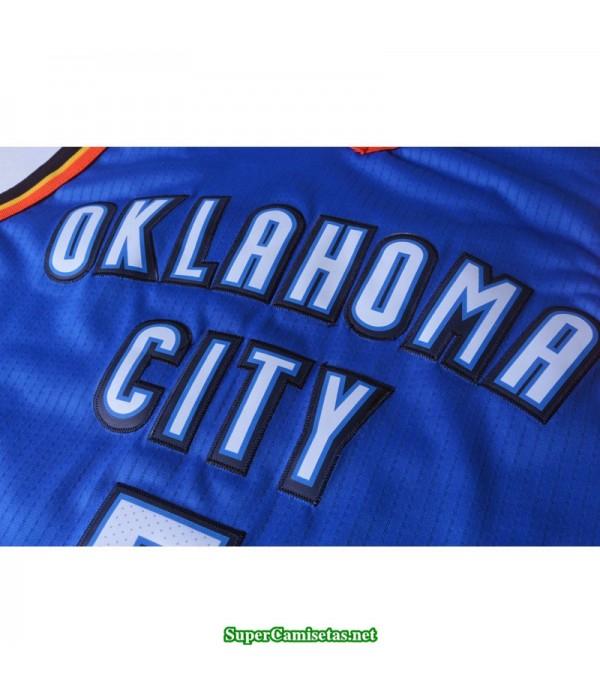 Camiseta Anthony 7 azul Oklahoma city