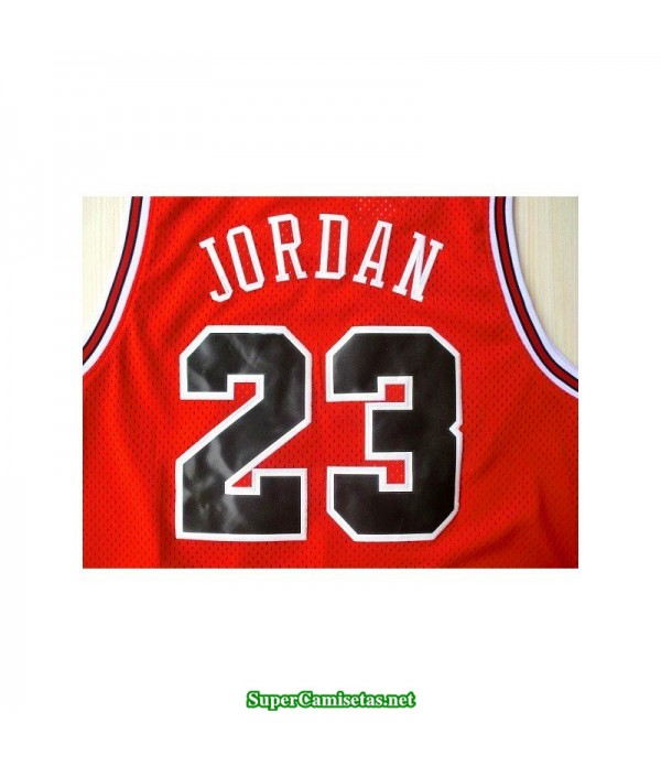 Camiseta Michael Jordan 23 chicago bulls