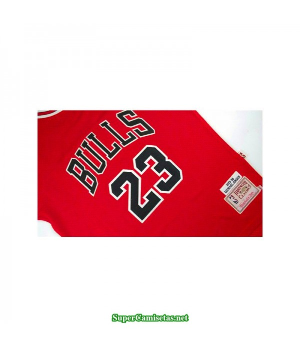 Camiseta Michael Jordan 23 hardwood classic Chicago Bulls