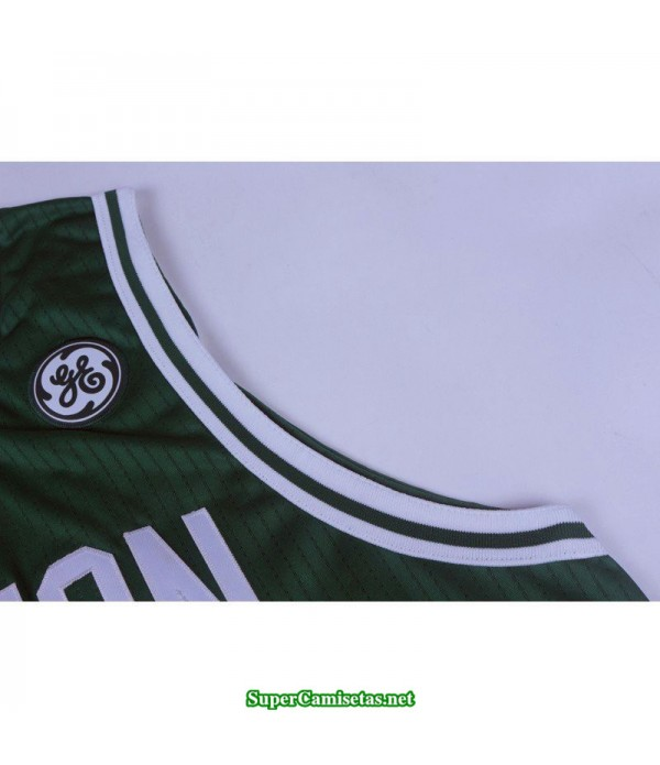 Camiseta Irving 11 verde Boston Celtics