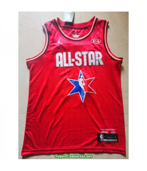 Camiseta Allstar Doncic 77 roja 2020
