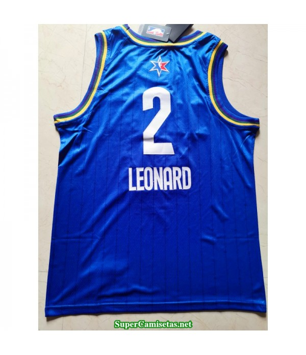 Camiseta Allstar Leonard 2 azul 2020