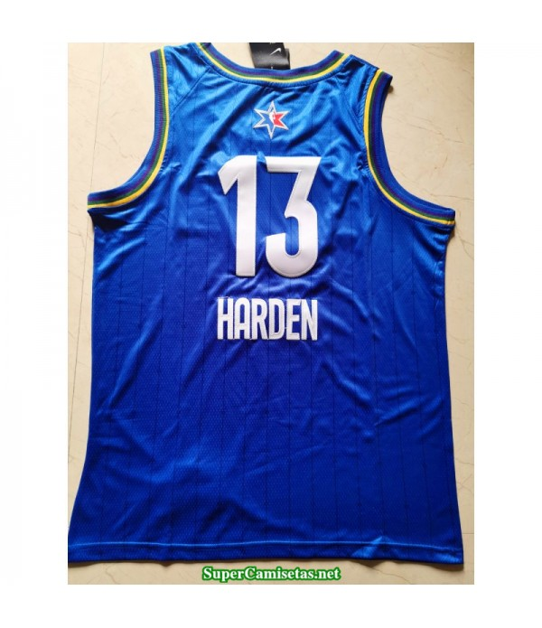 Camiseta Allstar Harden 13 azul 2020