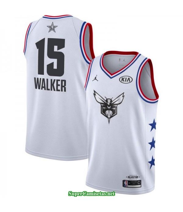 Camiseta Allstar Walker 15 blanca 2019