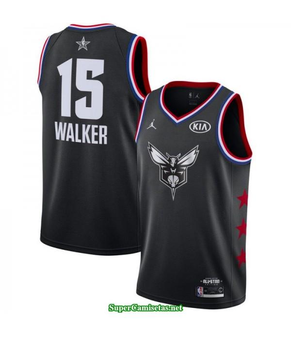 Camiseta Allstar Walker 15 negra 2019