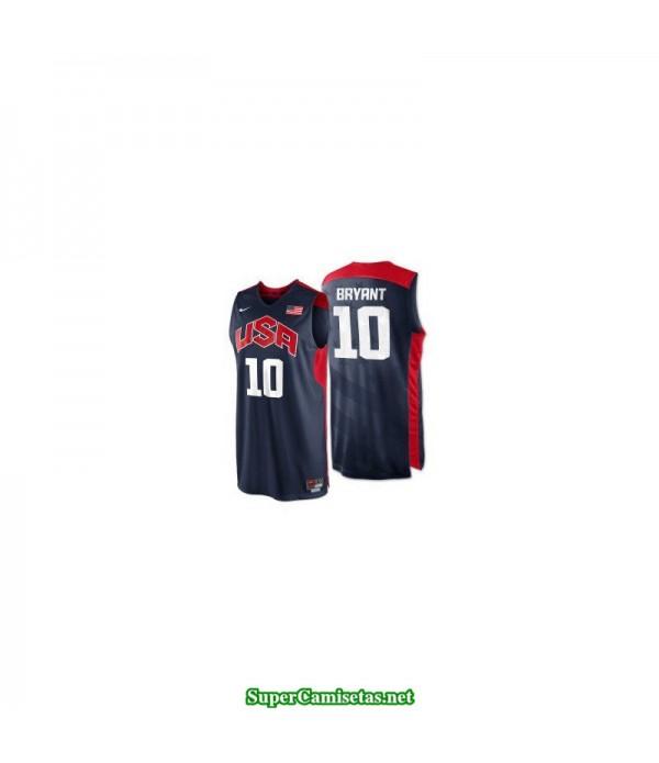 Camiseta Kobe Bryant USA