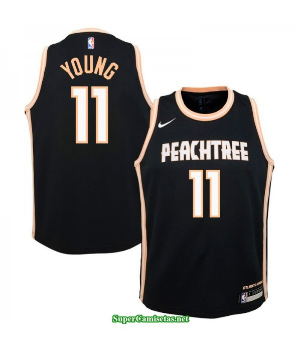 Camiseta Young 11 Peachtree Atlanta Hawks