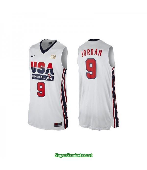 Camiseta Jordan 9 USA 1992