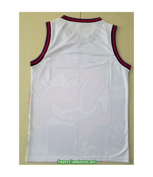 Camiseta Toronto Raptors ESP blanca
