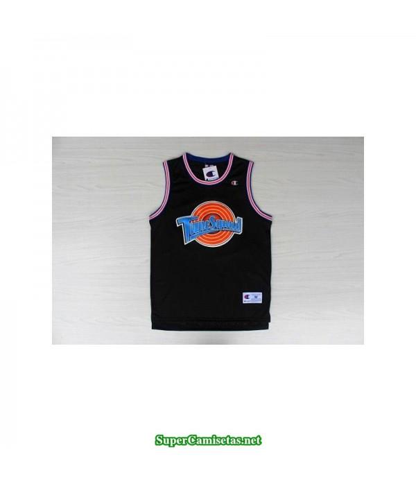 Camiseta Jordan Looney Tunes Space Jam negra