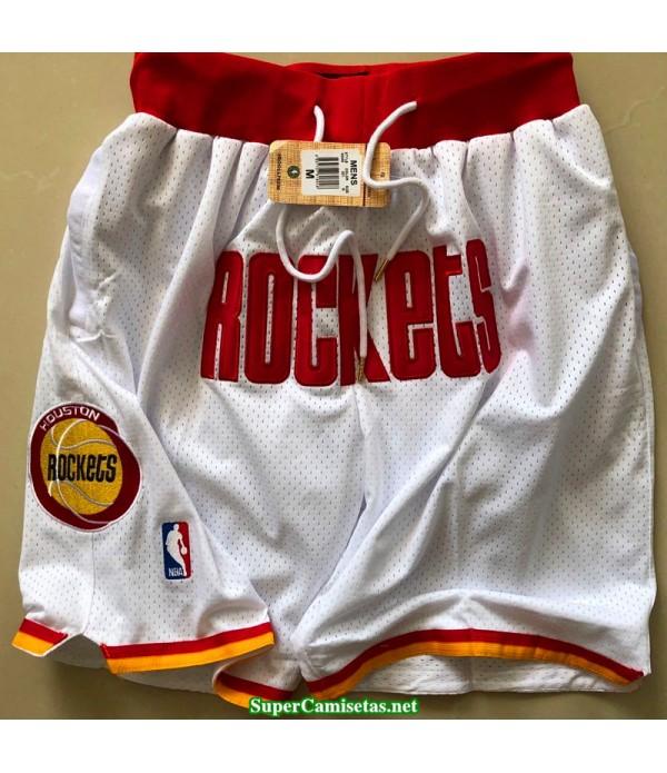 Pantalon Rockets 2019 blanco
