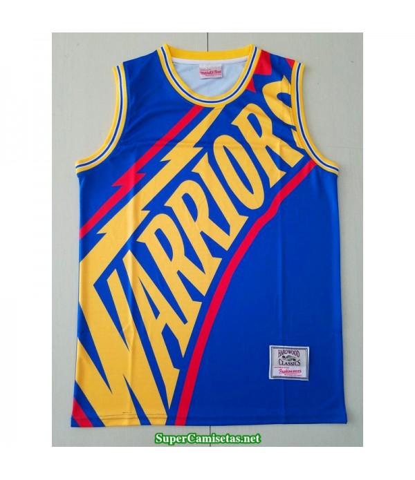 Camiseta Golden State Warriors ESP azul