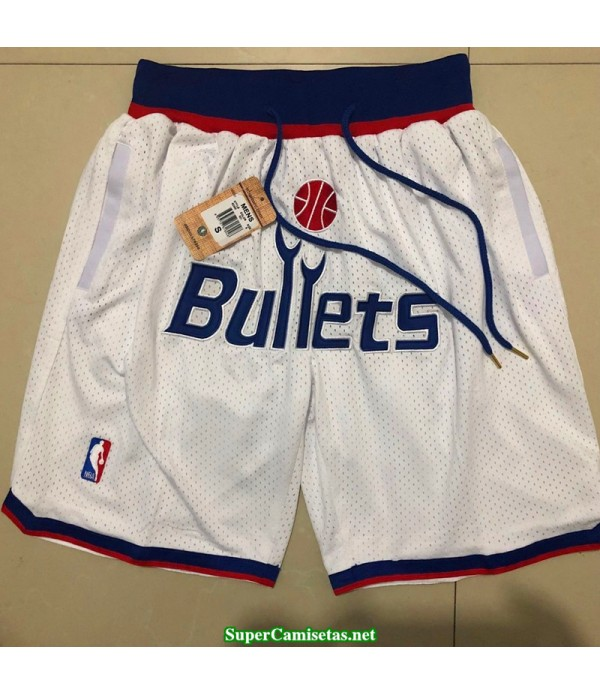 Pantalon Bullets 2019 blanco