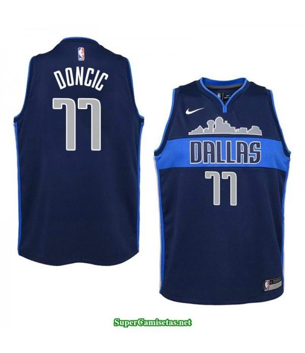 Camiseta nba Dallas Mavericks Doncic 77