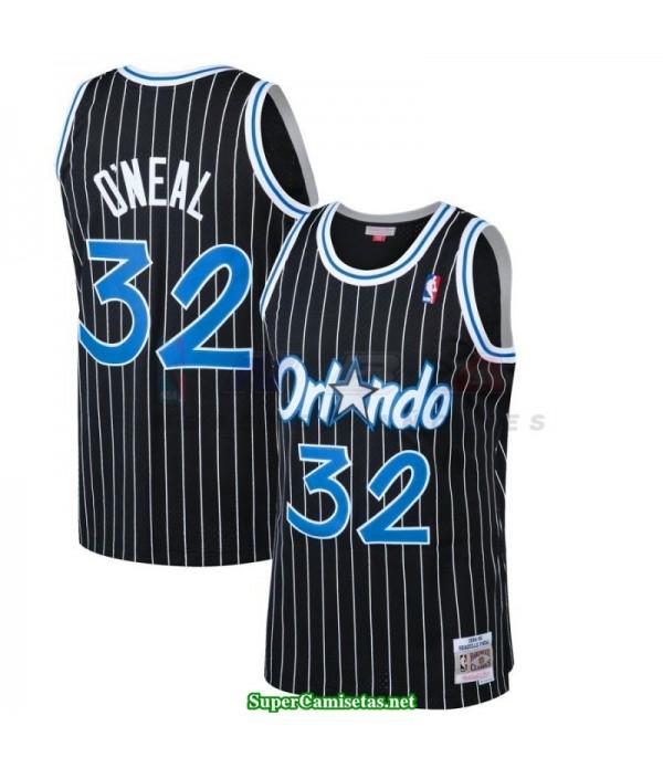Camiseta Oneal Orlando Magic negra