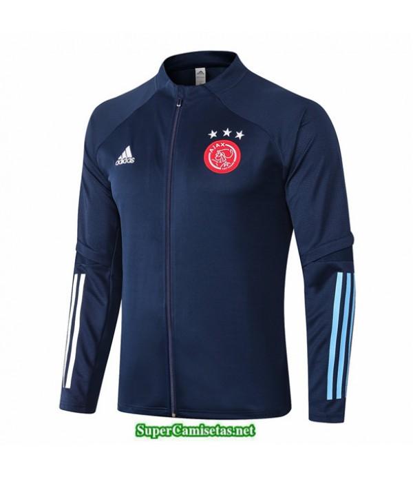 Tailandia Camiseta Afc Ajax Veste Azul Oscuro 2020