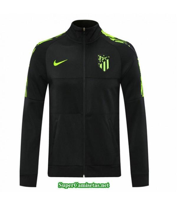 Tailandia Camiseta Atletico Madrid Veste Negro 2020