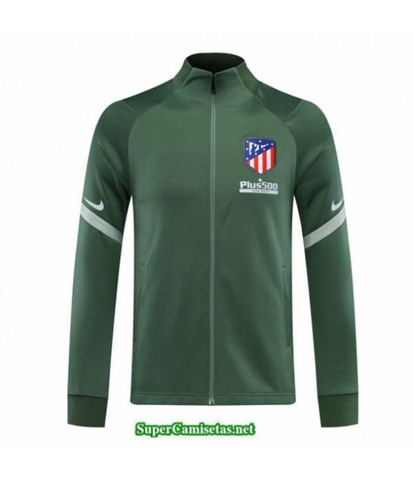 Tailandia Camiseta Atletico Madrid Veste Verde 2020
