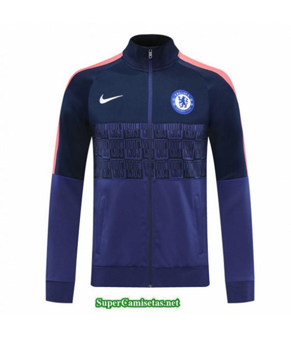 Tailandia Camiseta Chelsea Veste Azul Oscuro 2020