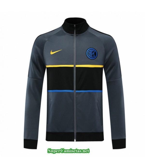 Tailandia Camiseta Inter Milan Veste Gris 2020