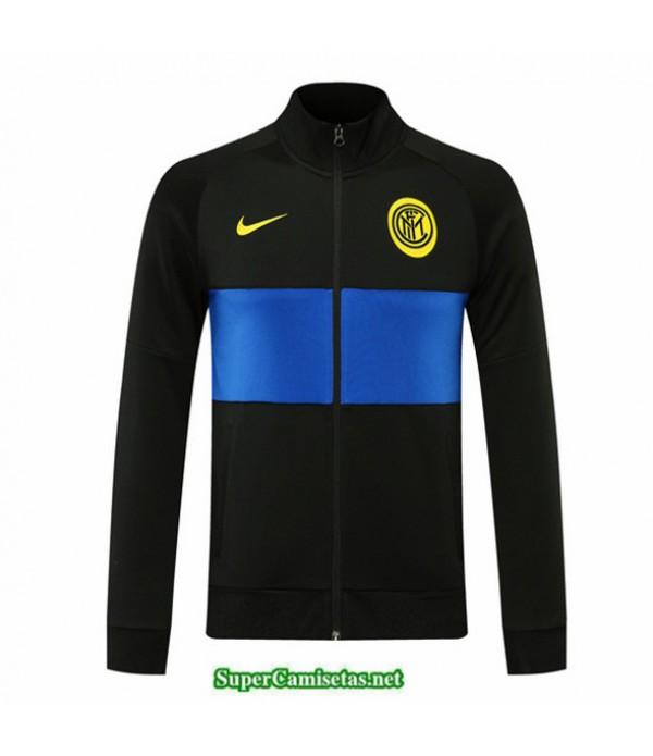 Tailandia Camiseta Inter Milan Veste Negro 2020