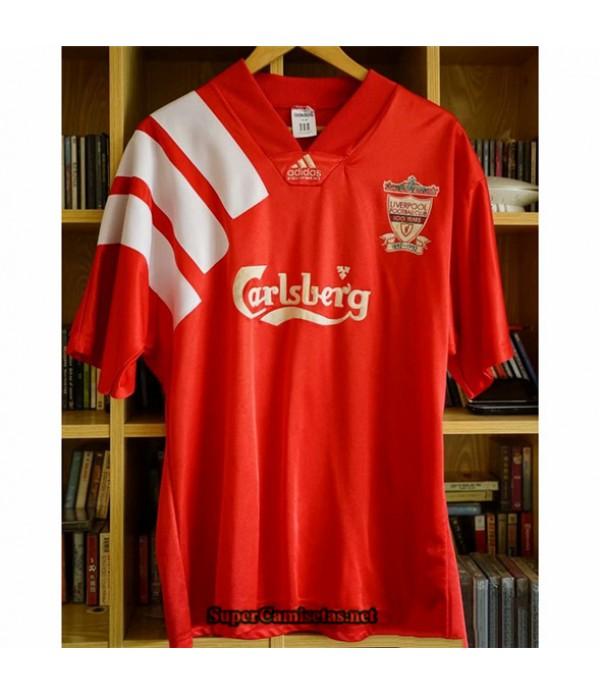 Tailandia Camisetas Clasicas Liverpool Centenaire Hombre 1992 93