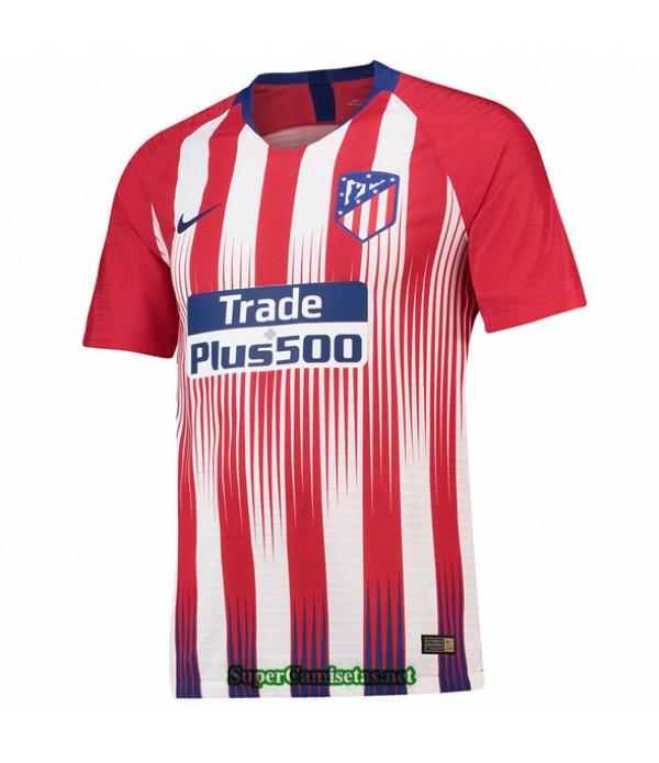 Tailandia Camisetas Clasicas Primera Atletico Madrid Hombre 1819