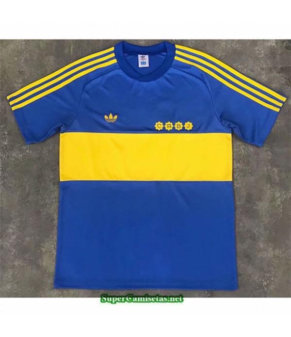 Tailandia Camisetas Clasicas Primera Boca Juniors Hombre 1981