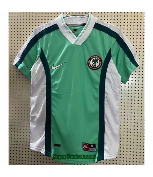 Tailandia Camisetas Clasicas Primera Nigeria Hombre 1998