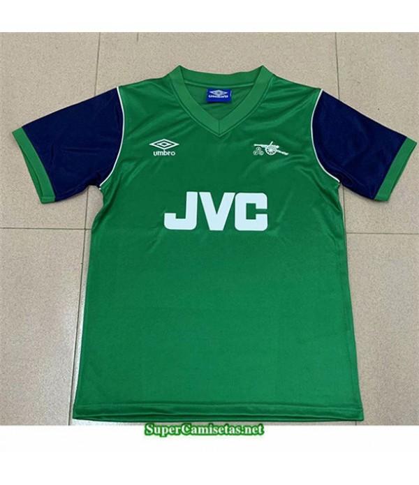 Tailandia Camisetas Clasicas Segunda Arsenal Hombre 1982
