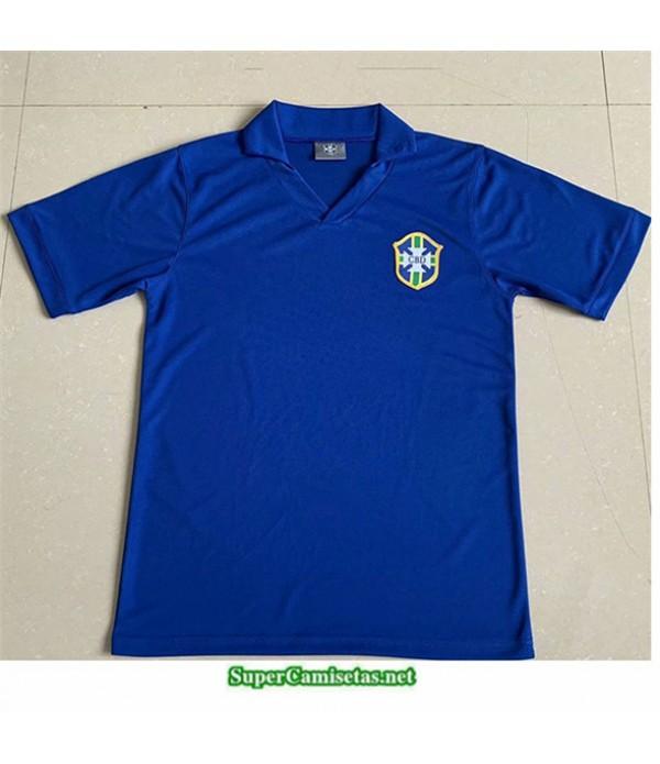 Tailandia Camisetas Clasicas Segunda Brasil Hombre 1957