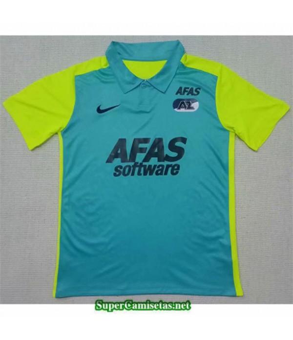 Tailandia Equipacion Camiseta Alkemal Verde 2020